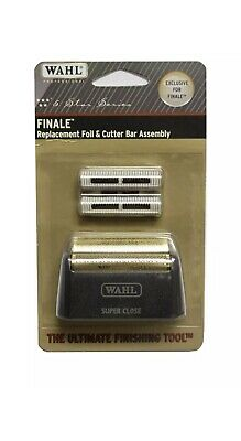 Wahl 5 Star | Replacement Foil And Cutter Bar | For 5 Star Finale Or Shaver |