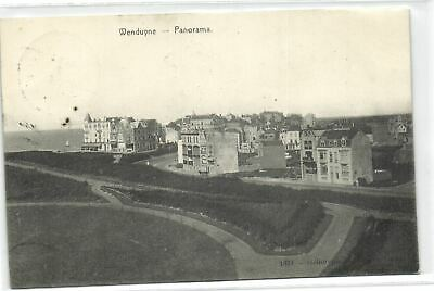 1 postkaart Wenduine panorama pc7405