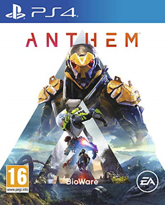 PS4-Anthem GAME NEW