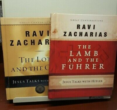 Ravi Zacharias- The Lamb and the Fuhrer & The Lotus andthe Cross