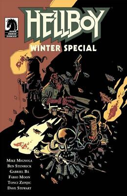 Hellboy Winter Special (2018 Dark Horse) #0 ...NEW Release!