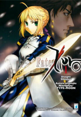 Manga - Star Comics - Fate/Zero 1 - Nuovo !!!
