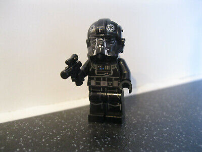 Lego Star Wars Tie Fighter Pilot Minifigure from 75237 Brand New