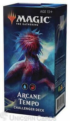 MTG - Magic: the Gathering Challenger Deck 2019 : Arcane Tempo :: New & Sealed :