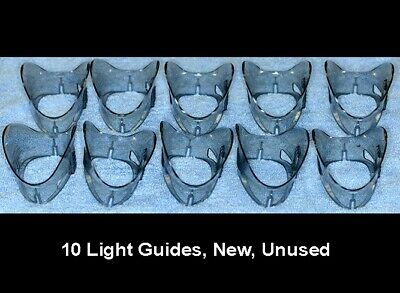 10 x ZOOM Light Guide For Philips Zoom and Zoom Discus Dental Free Shipping