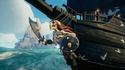Sea Of Thieves - Spinal Figurehead Code  - PC or XBOX ONE