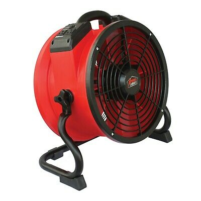 "Xtreme Garage X-30Ar 13"" Professional Floor Drying, Air Mover,  Axial Fan Blower"