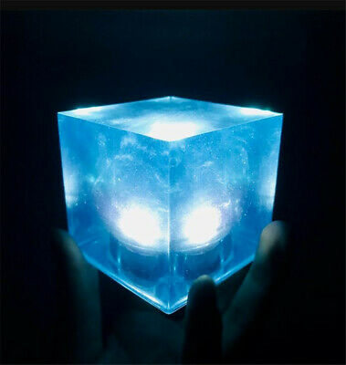 Marvel Avengers Tesseract Cube IRON MAN LOKI Thanos Endgame Replica Cosplay Prop