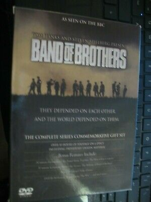 Band Of Brothers - Complete HBO Series Commemorative Boxt Set (6 D...  /