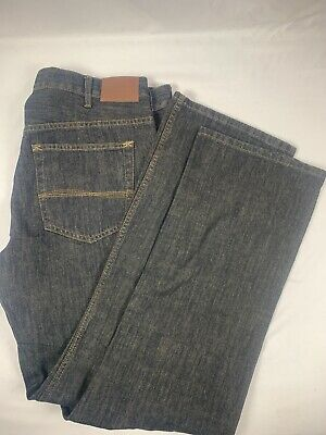 ef2edaa3 Mens Lee Modern Series 36x34 Jeans Relaxed Fit Bootcut L653 Excellent