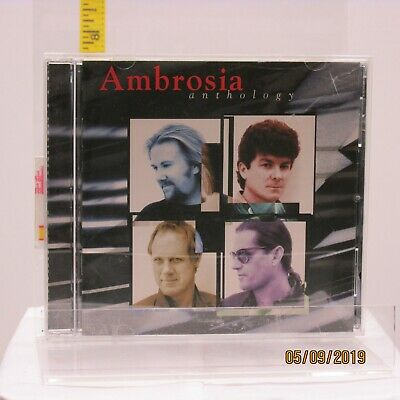 The listing is for the CD Anthology by Ambrosia.