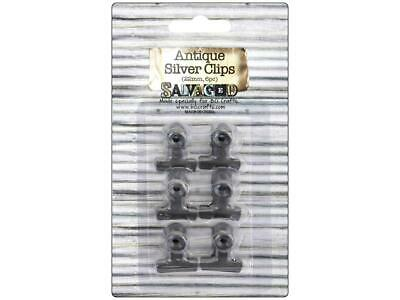 Bci Crafts Bci25154  Bull Clips 22Mm Silver 6Pc