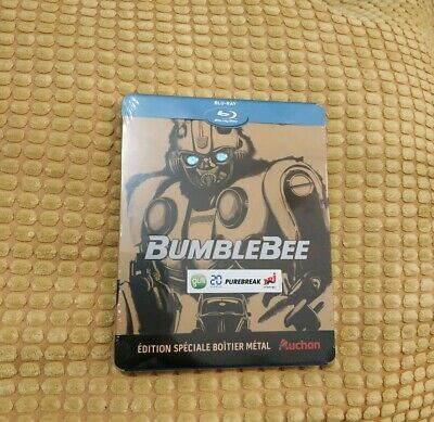Bumblebee Blu-ray Steelbook Edition Exclusive FR