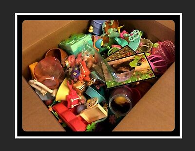 Littlest Pet Shop LPS Huge Lot of Accessories Playsets For Dogs, Cats, etc.
