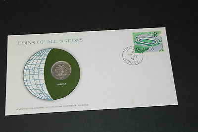Jamaica Coins Of All Nations 1979 10 Cent Coin Unc
