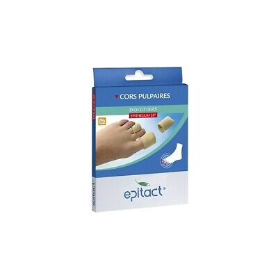 Epitact Cors Pulpaires Doigtiers à l'Epithelium 26 Lot de 2 Taille S