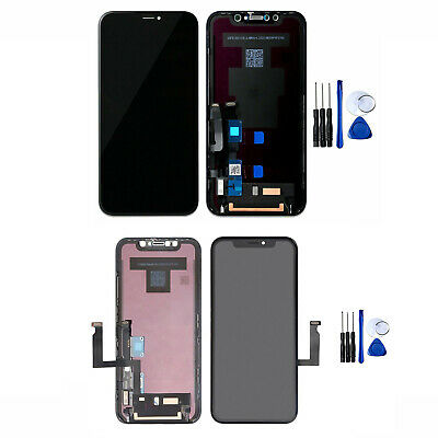 Full LCD Display Touch Screen Digitizer Assembly Frame Kit for iPhone XR Mobile