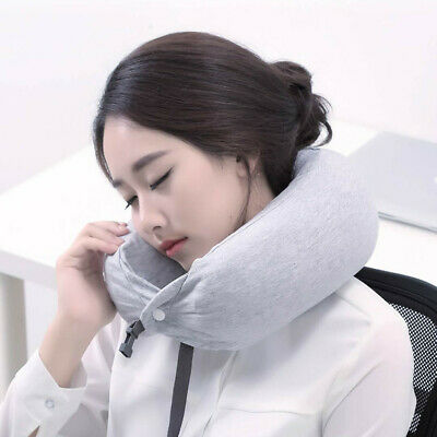 XIAOMI 8H Neck Support Pillow Sleep Relax Headrest Latex Cushion for Car Travel