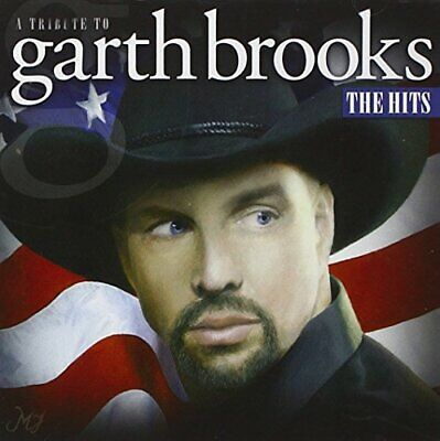 Evan O'Donnell - A Tribute To Garth Brooks: The Hits - Evan O'Donnell CD 3OLN