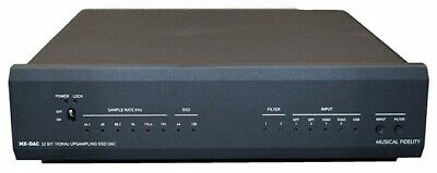 Musical Fidelity Mx-Dac Converter Dac with Dsd New, Official Warranty