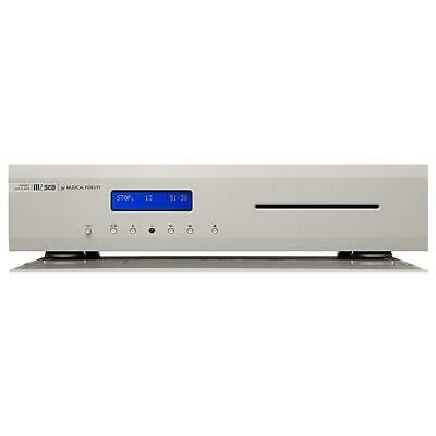 Musical Fidelity M2scd Silver CD Player New, Official Warranty