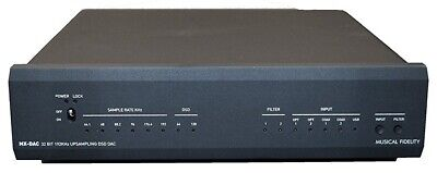 Musical Fidelity Mx-Dac Converter Dac with Dsd Ex Demo Official Warranty