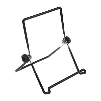 Ipad Tablet and Book Kitchin Stand Reading Rest Adjustable Cookbook Holder  Y4C6