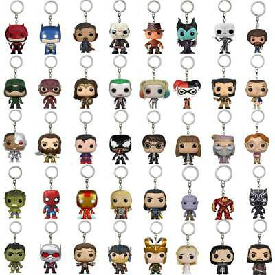Keychain Funko Pocket Pop! Groot, Thor, Dead Pool Vinyl Spider Iron Man Venom