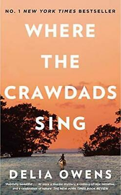 where the crawdads sing  e-B00k (PDF) e-B00k