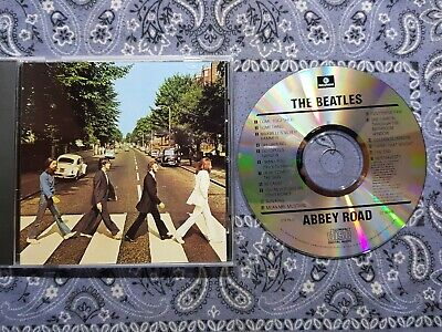 The Beatles Abbey Road, CD /1969/1987/17 Songs/Remaster