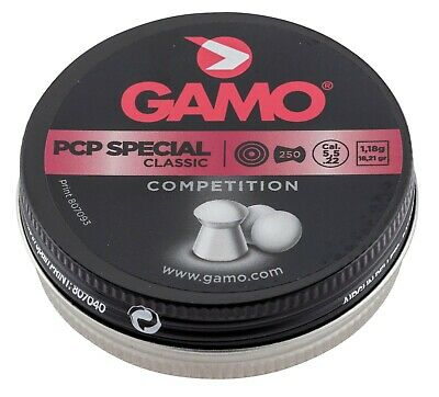 Plombs Gamo PCP Special Classic Cal. 5.5 mm
