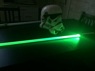 sabre laser de duel (lightsaber for dual) lame verte