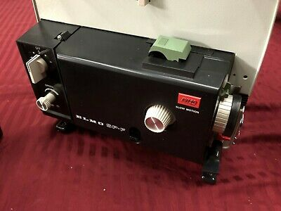 ELMO SP-F Projector 8mm, Slow Motion, Vintage: Original Case & Box