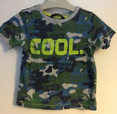 Boys Age 2-3 Years - George T Shirt