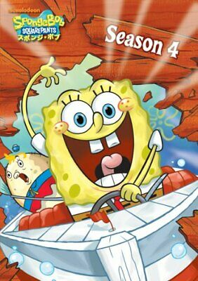 SpongeBob SquarePants Season 4 Complete BOX [DVD]