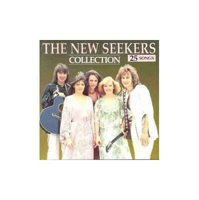 The New Seekers - The Collection - The New Seekers CD K6VG The Cheap Fast Free