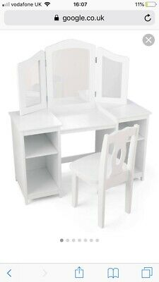 Fabulous White Dressing Table And Chair 2019 Color Trends Ncnpc Chair Design For Home Ncnpcorg