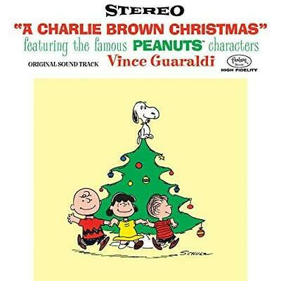 Vince Guaraldi - A Charlie Brown Christmas - New Sealed 180 gram Vinyl
