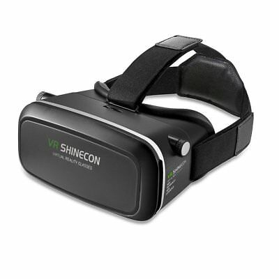 Virtual Reality Headset VR 3D Glasses for Movies Games 3.5 - 6.0 inch Smartphone