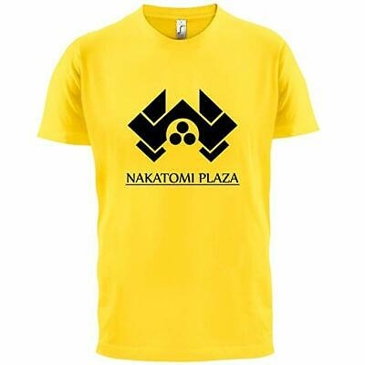 Die Hard Nakatomi T shirt ALL SIZES