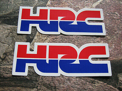 Aufkleber Sticker Motorradsport Honda HRC GT Racing Tuning Motorsport Motorcross