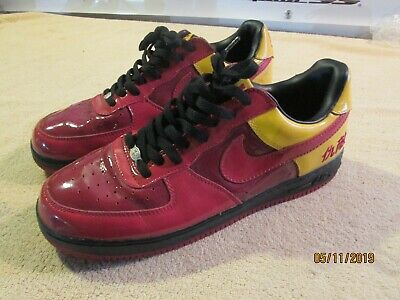 newest collection db121 1d982 Nike Air Force 1 Lebron Hater 311729 661 Chamber Of Fear Af1 Cof Sz 13