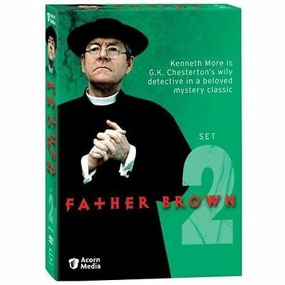 FATHER BROWN (ACORN Media) - Set 1, Vol  1 and 2, (DVD, 2006