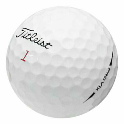 45 Titleist Pro V1X 2018 Near Mint AAAA Used Golf Balls *Free Shipping!*