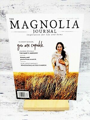 THE MAGNOLIA JOURNAL Magazine Issue 8, Inspiration for Life & Home, NEW