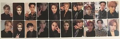 OFFICIAL NCT 127 1st Album Regular Irregular Photocard PHOTO CARD NEW VER NCT127