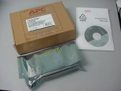 APC Smart UPS 10/100Mbps Network Management Card 2 AP9630 as NEW in original bx