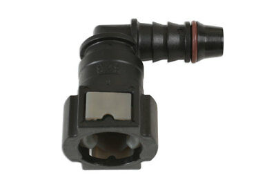 Connect 37208 Durite Carburant Angle Rapide Connect Ors 9.49mm X 8mm - Lot de 3