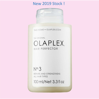 OLAPLEX NO.3 HAIR PERFECTOR 100ml - BRAND NEW & SEALED - SALON STOCK