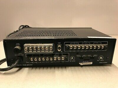 Inter-M InterM PA-935 35W  Amplifier